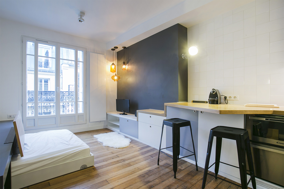 Paris Rue de la Main d'Or Apartment for rent