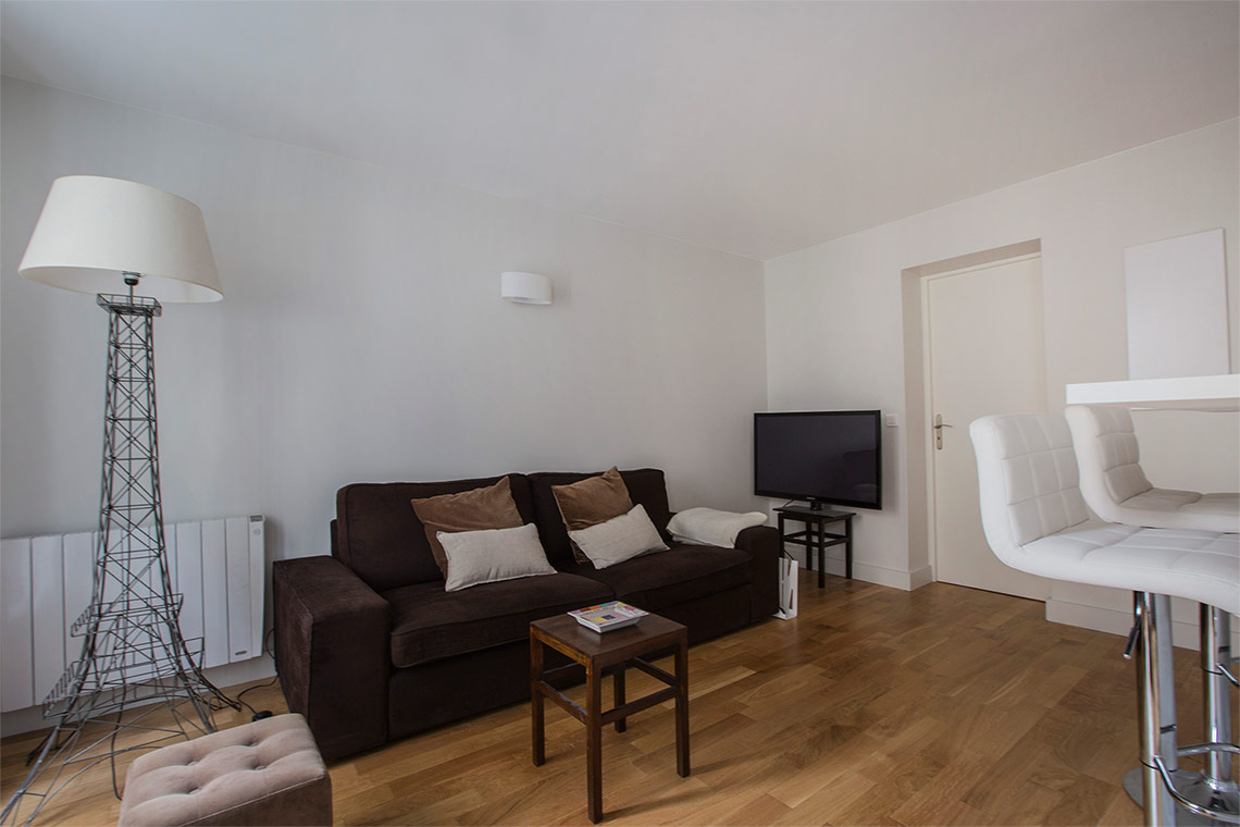 Furnished apartment for rent Paris Rue de l'Exposition