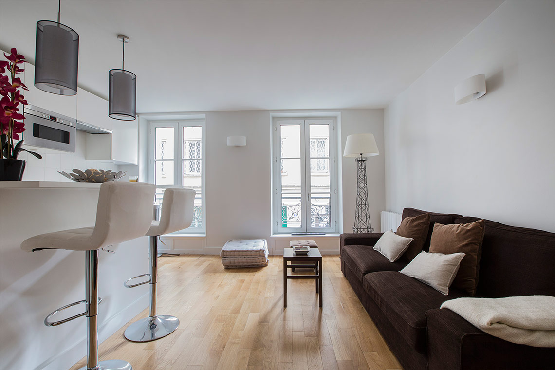 Paris Rue de l'Exposition Apartment for rent