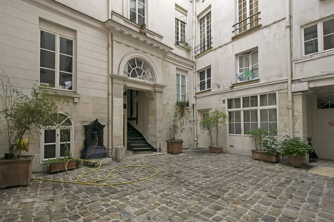 Appartement Paris Rue Saint André des Arts 13