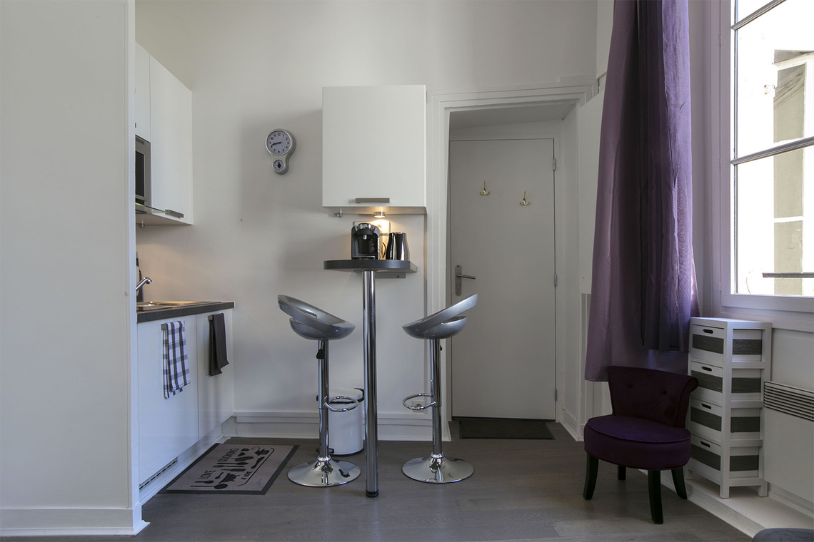 Appartement Paris Rue Saint André des Arts 7