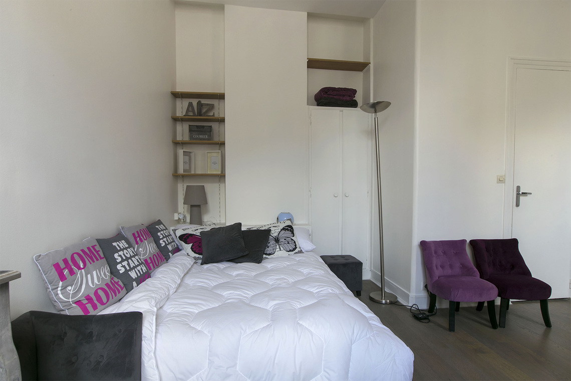 Paris Rue Saint André des Arts Apartment for rent