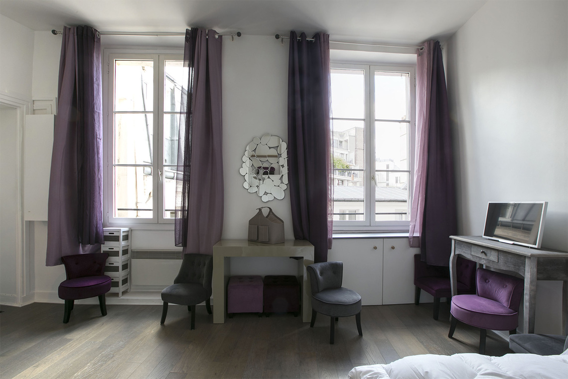 Appartement Paris Rue Saint André des Arts 4