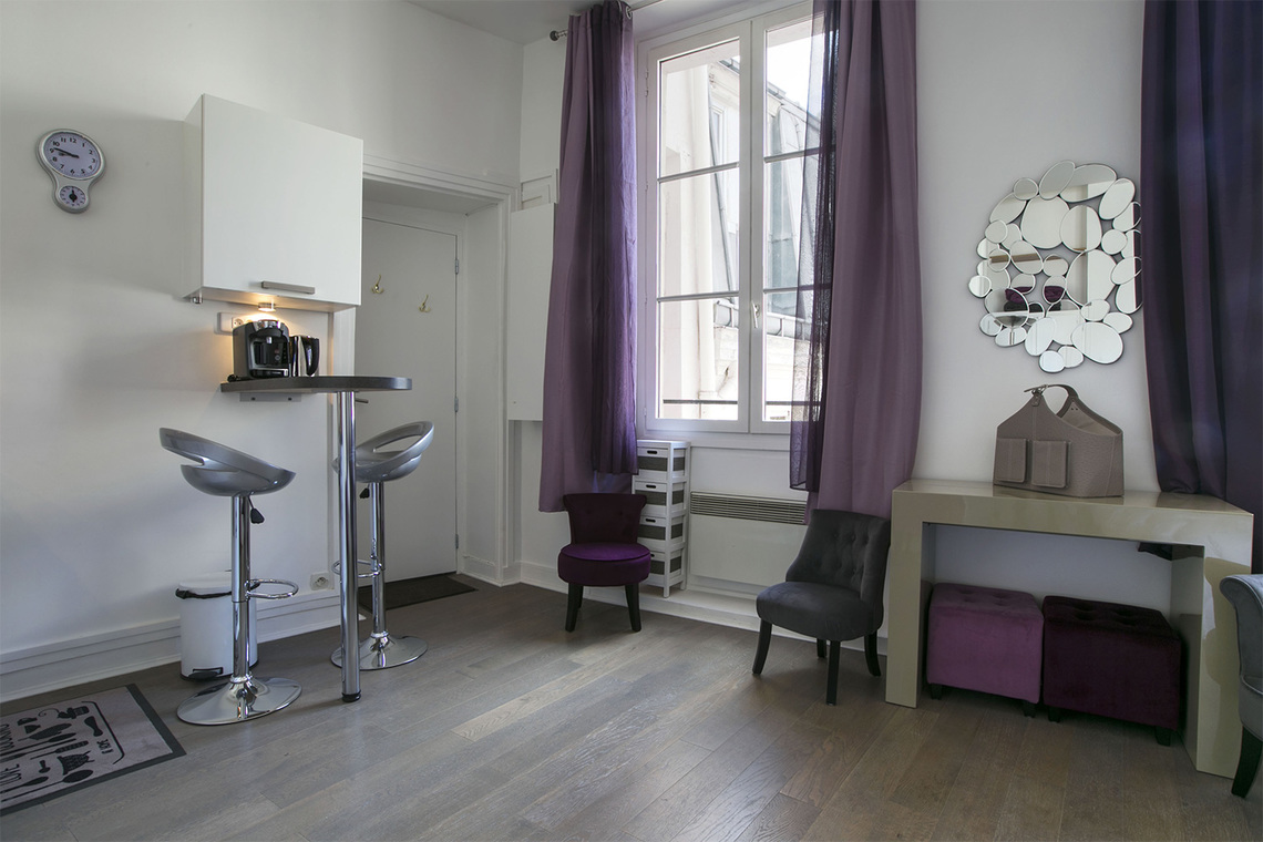 Appartement Paris Rue Saint André des Arts 5