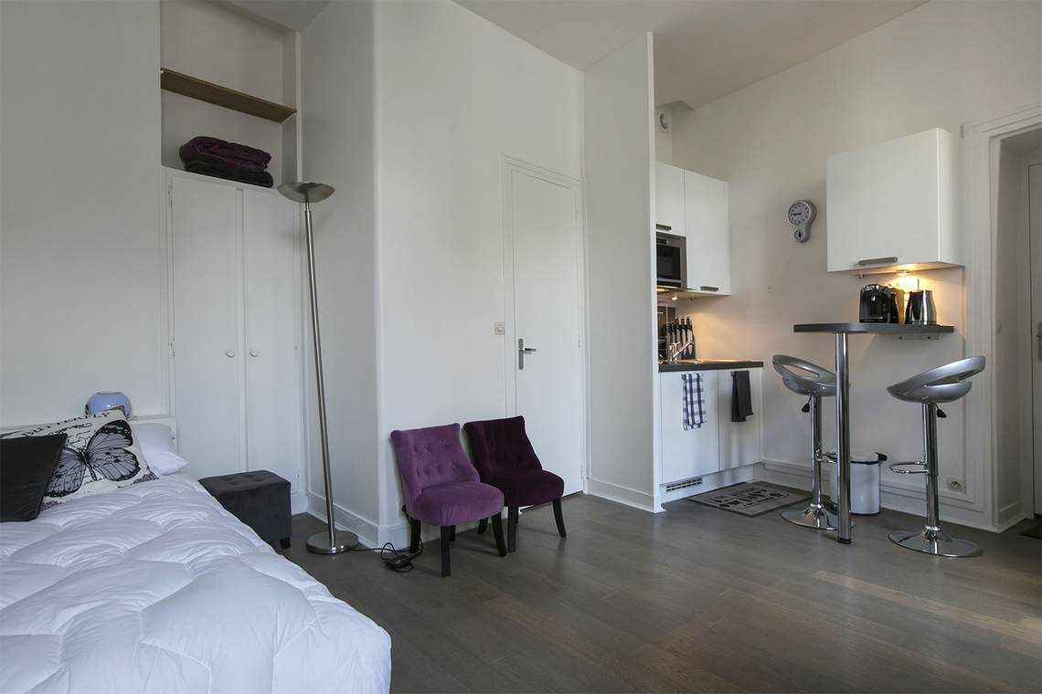 Appartement Paris Rue Saint André des Arts 6