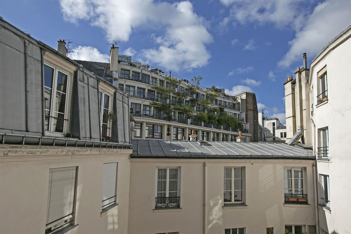 Appartement Paris Rue Saint André des Arts 12