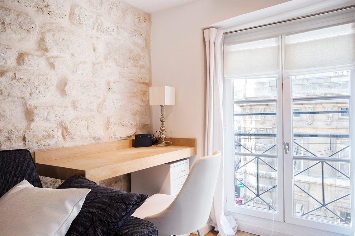 Apartment Paris Rue Sauval 2