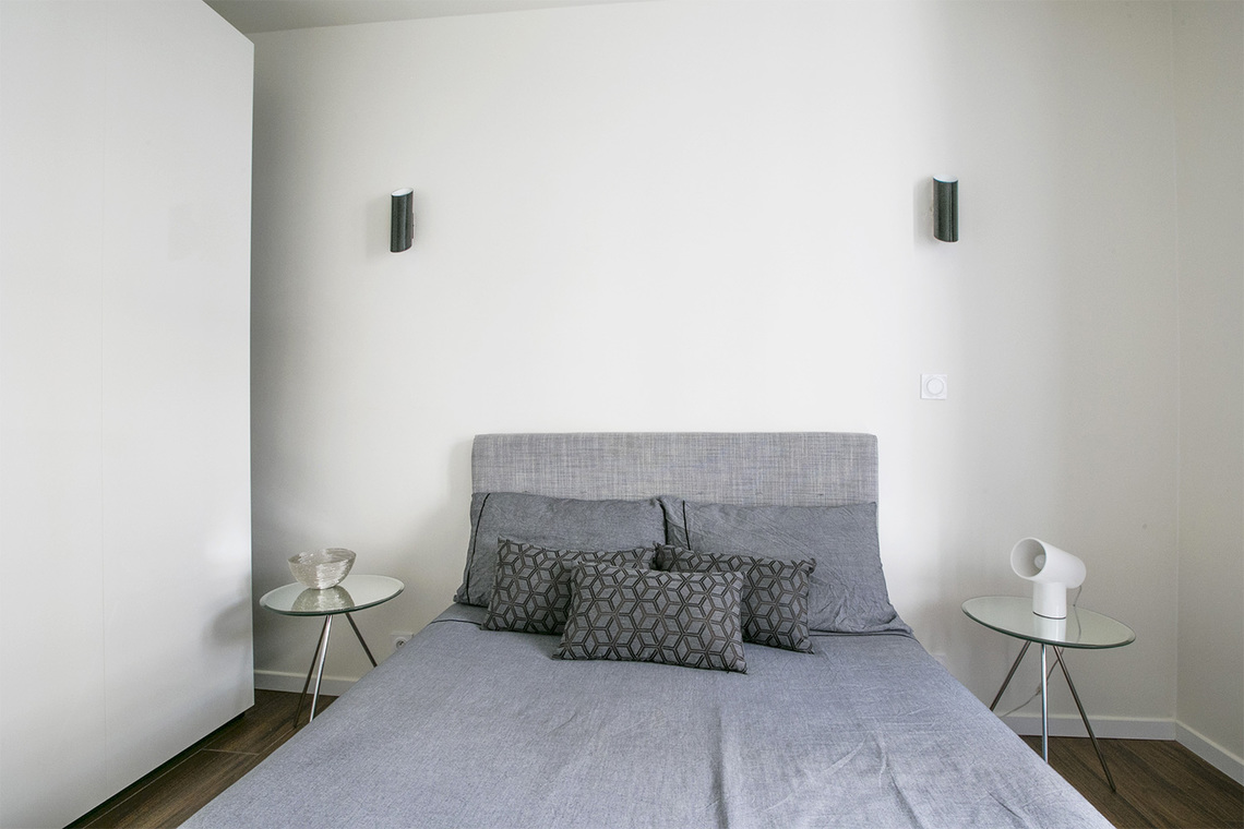Appartement Paris Rue du Gros Caillou 11