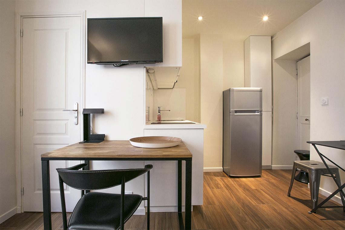 Appartement Paris Rue du Gros Caillou 6