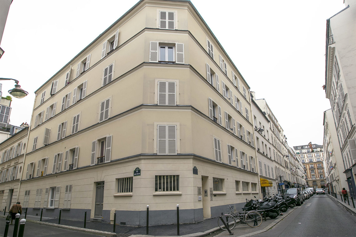 Appartement Paris Rue du Gros Caillou 13