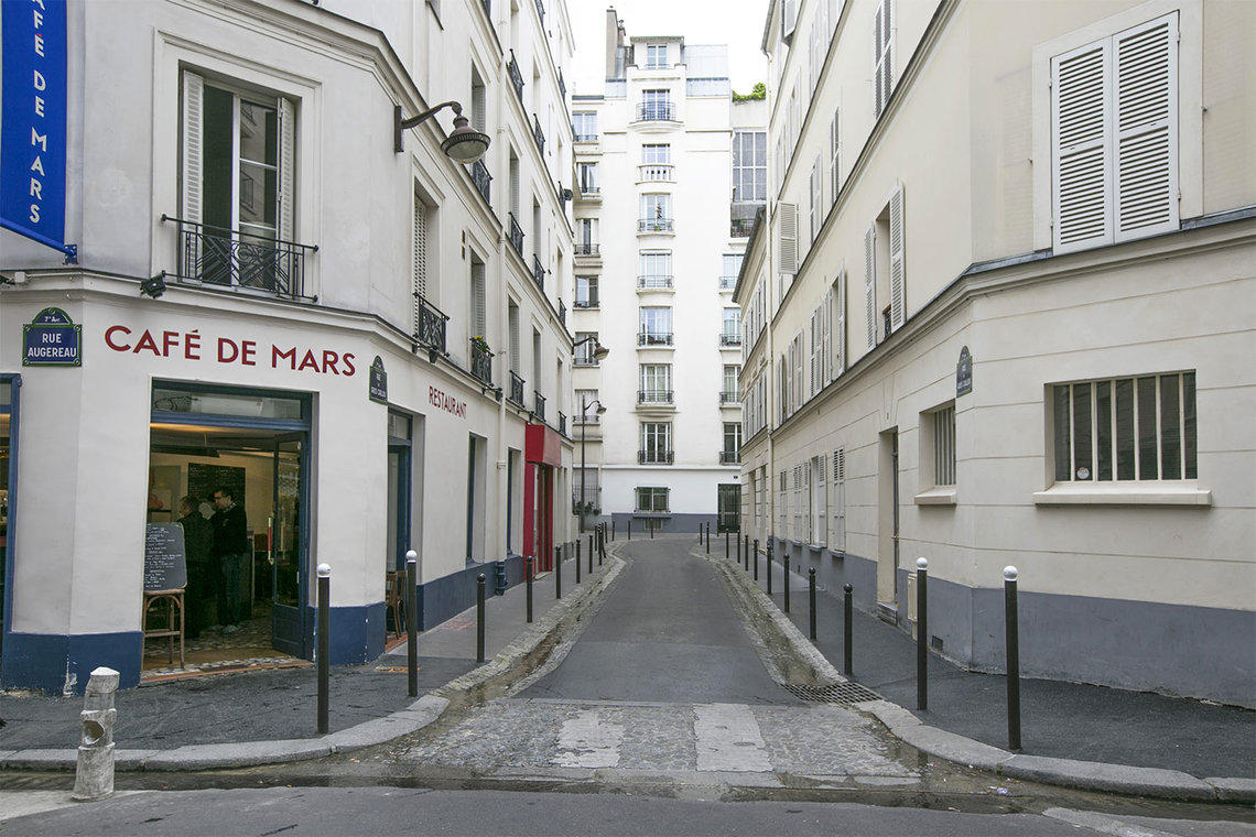 Appartement Paris Rue du Gros Caillou 14
