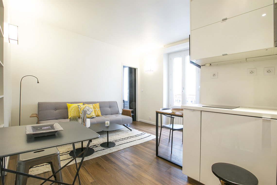 Appartement Paris Rue du Gros Caillou 3