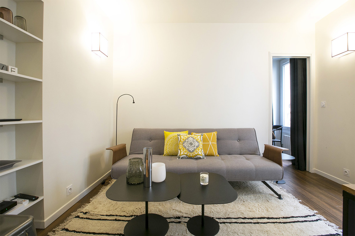 Appartement Paris Rue du Gros Caillou 2