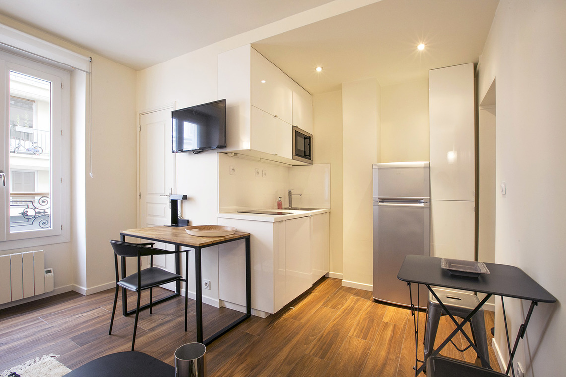 Appartement Paris Rue du Gros Caillou 5