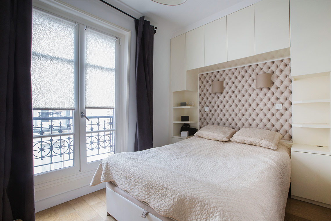 Apartment Paris Boulevard des Batignolles 7
