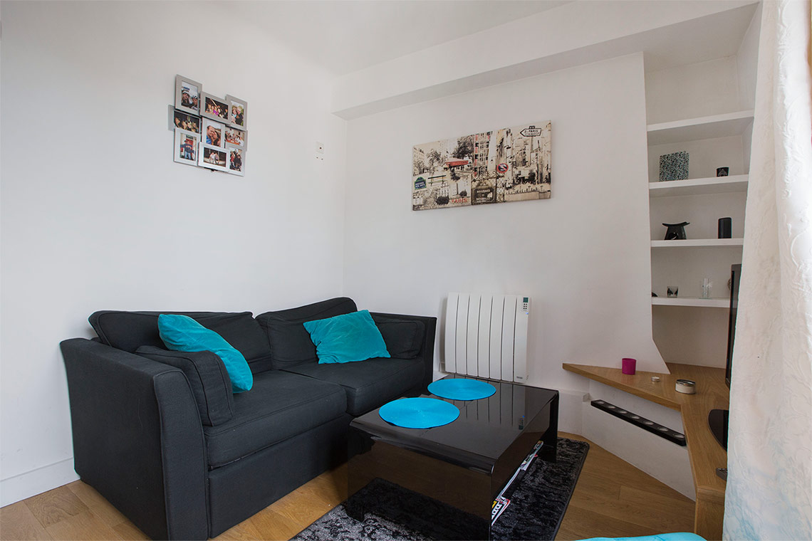 Paris Boulevard des Batignolles Apartment for rent
