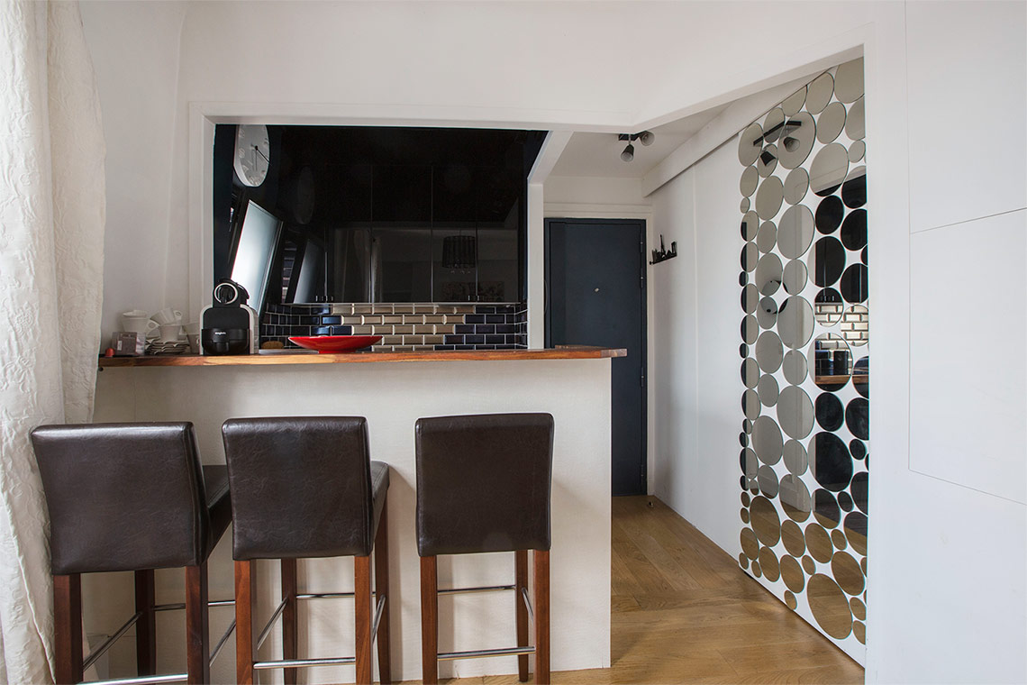 Apartment Paris Boulevard des Batignolles 4