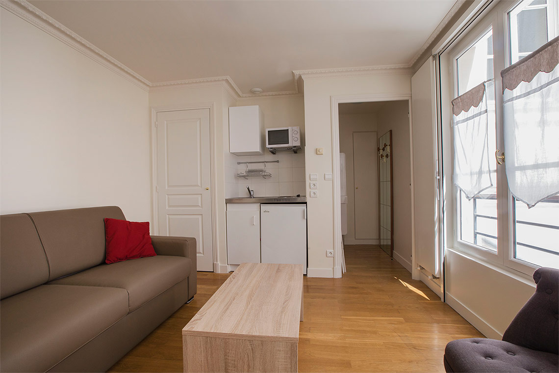 Apartment Paris Boulevard Malesherbes 14