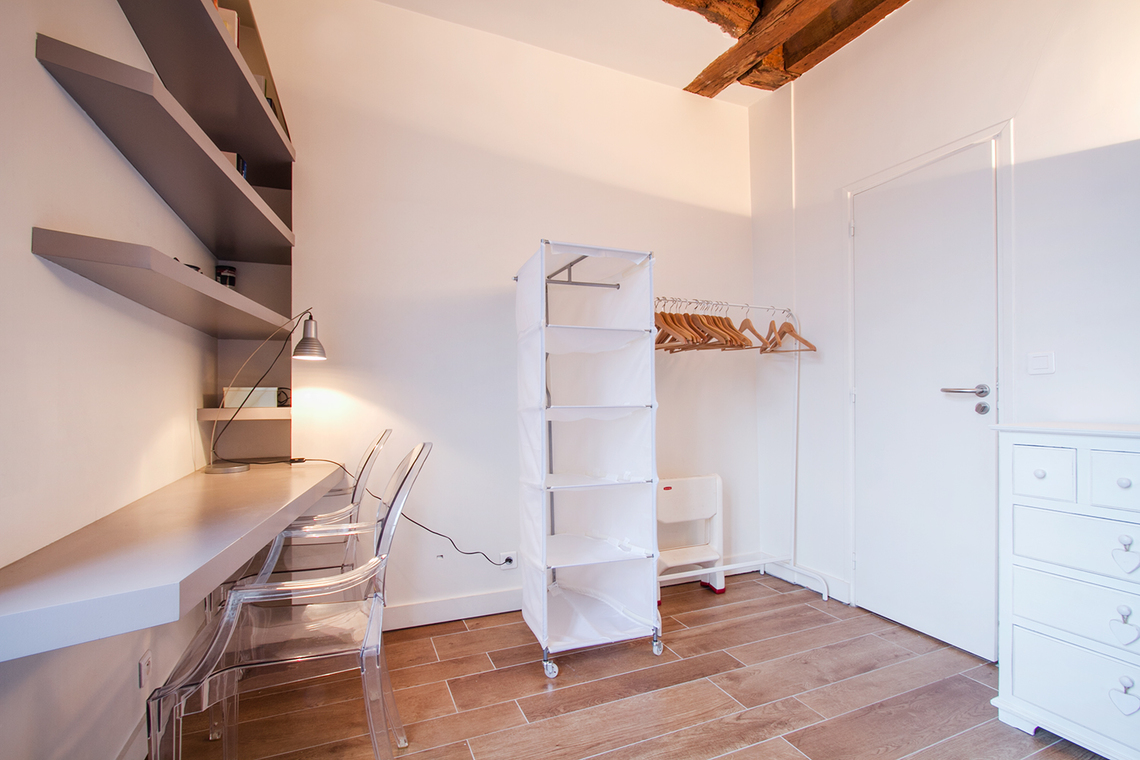 Apartment Paris Rue des Boulangers 7