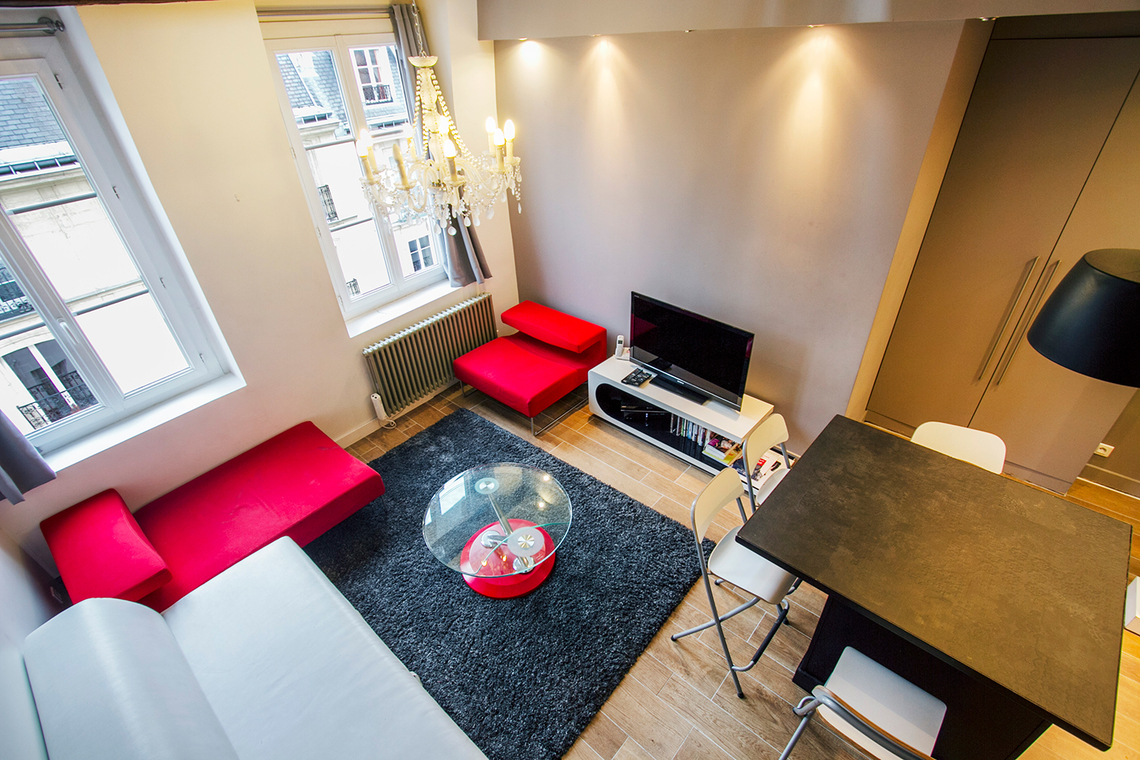Paris Rue des Boulangers Apartment for rent
