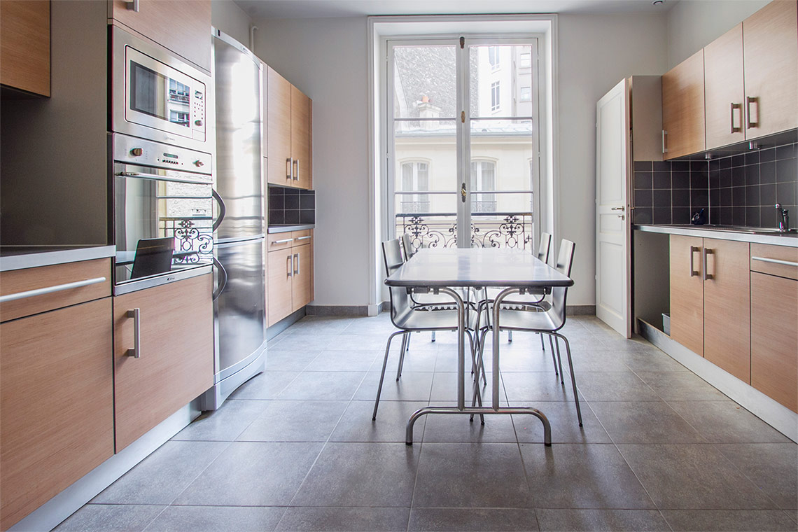 Appartement Paris Rue Arsene Houssaye 5