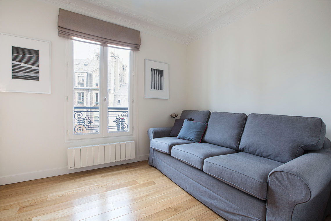 Apartment Paris Rue de Vintimille 8
