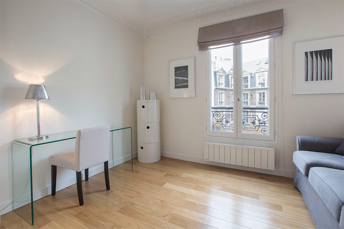 Apartment Paris Rue de Vintimille 9