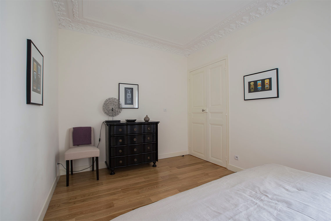 Apartment Paris Rue de Vintimille 7