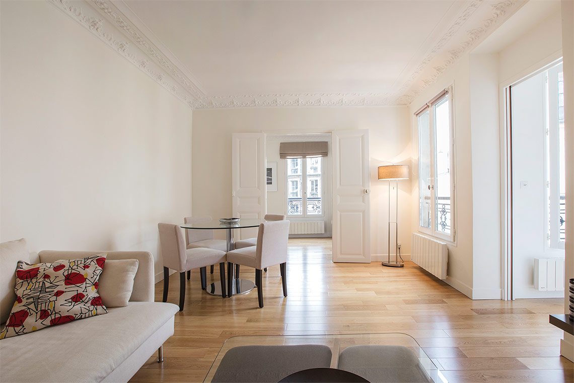 Apartment Paris Rue de Vintimille 2