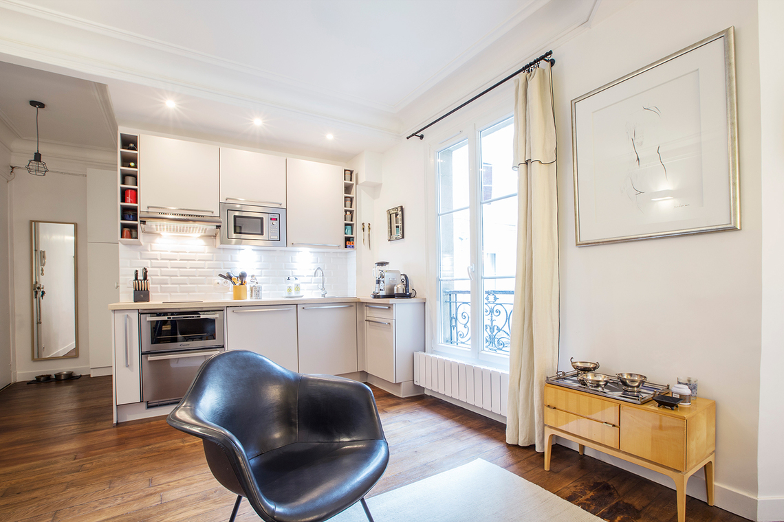 Квартира Paris Rue Gerando 3