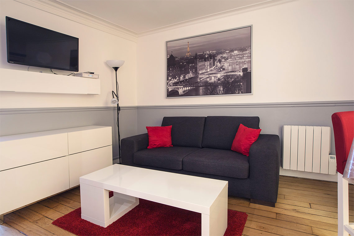 Paris Rue Beauregard Apartment for rent