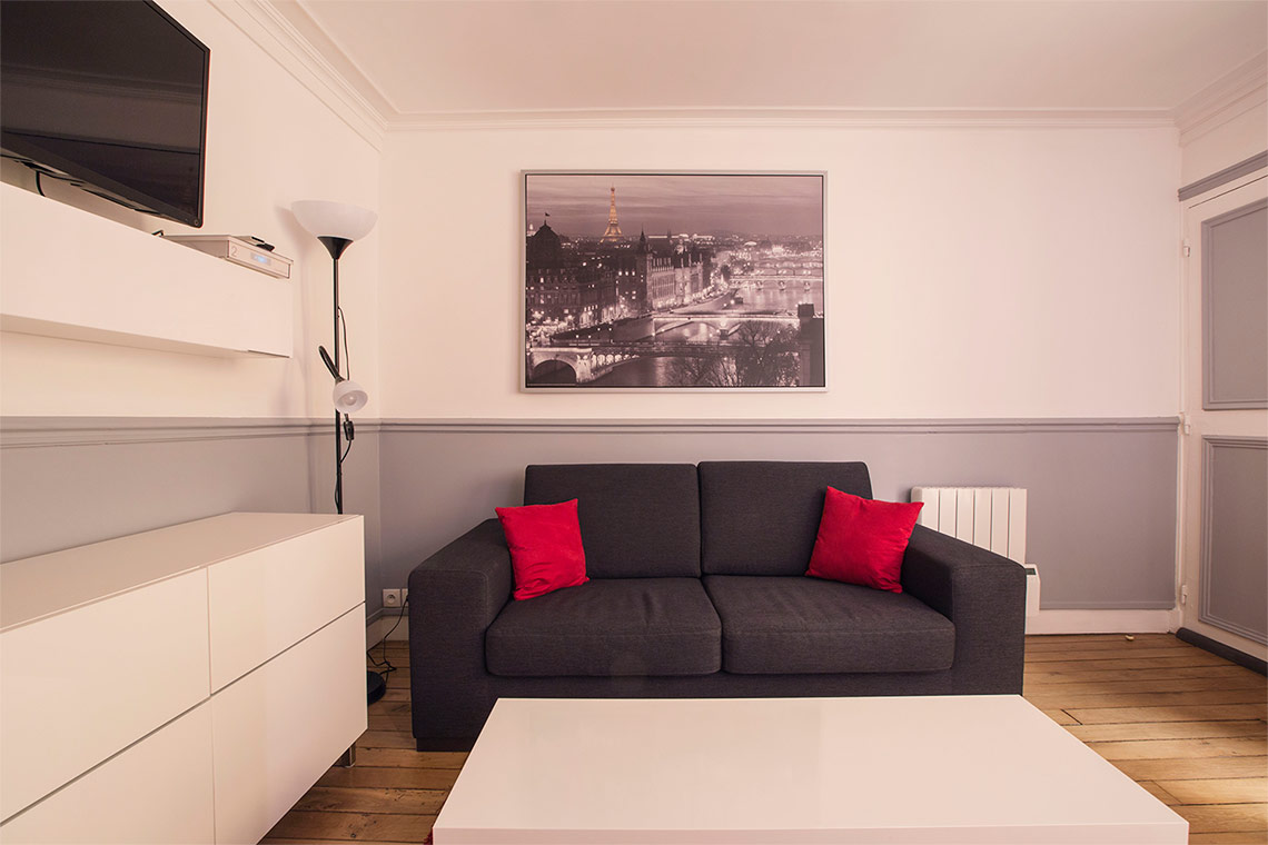 Apartment Paris Rue Beauregard 2