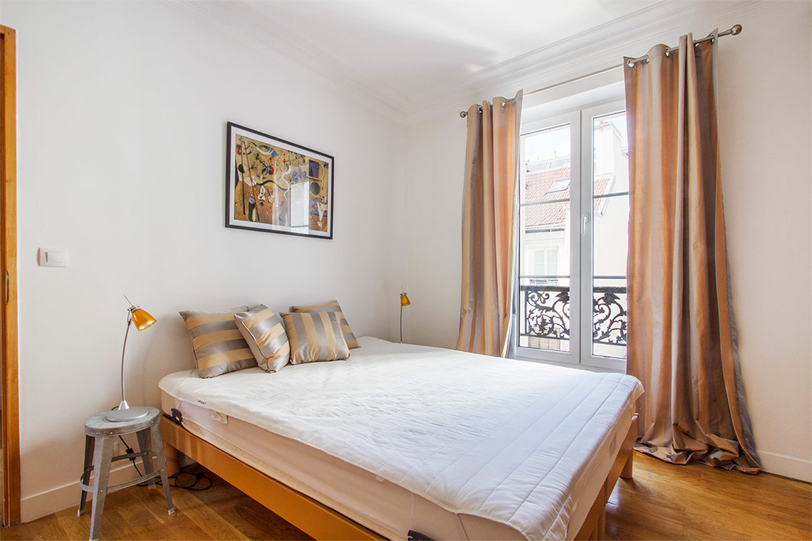 Furnished apartment for rent Paris Rue du Cardinal Lemoine