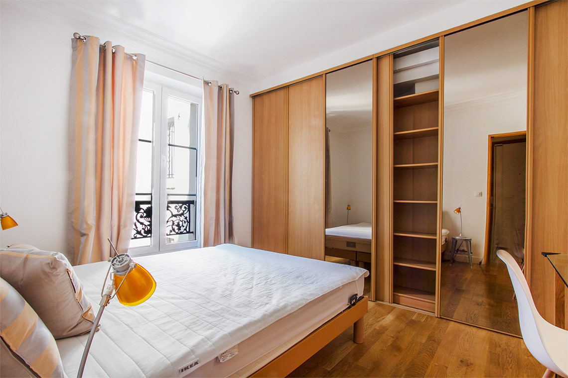Paris Rue du Cardinal Lemoine Apartment for rent