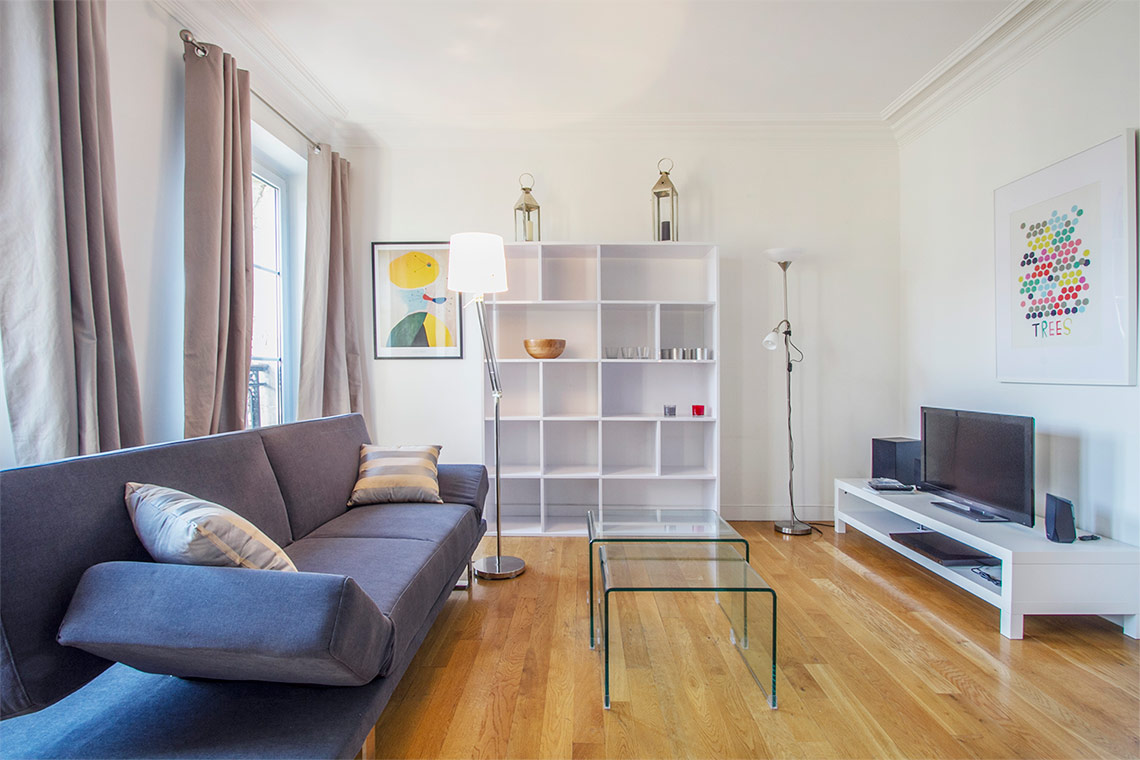 Appartement Paris Rue du Cardinal Lemoine 7