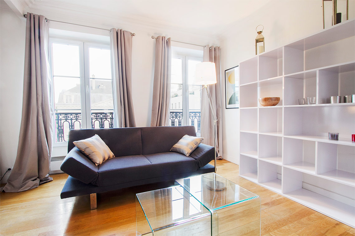 Appartement Paris Rue du Cardinal Lemoine 9