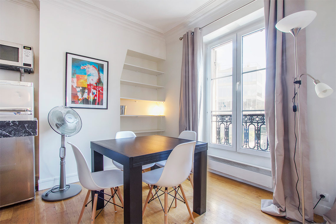 Appartement Paris Rue du Cardinal Lemoine 10
