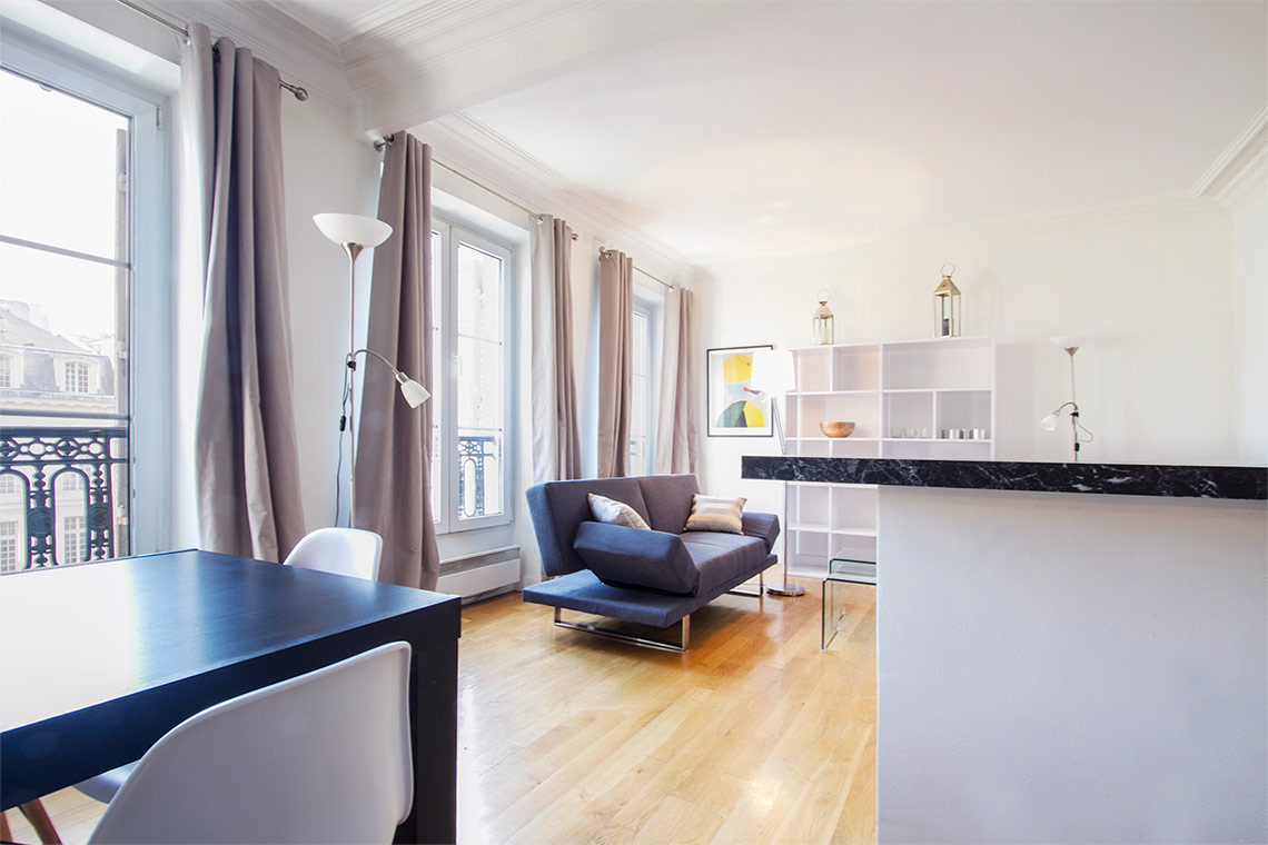 Appartement Paris Rue du Cardinal Lemoine 11