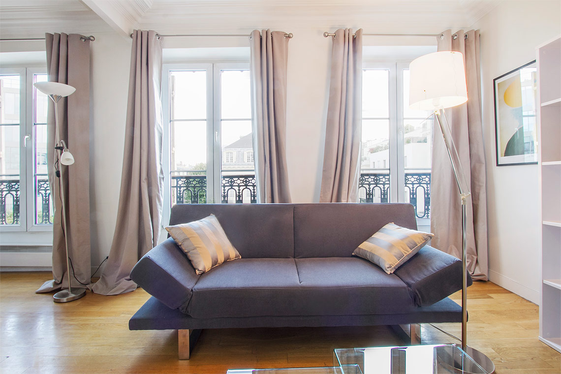 Appartement Paris Rue du Cardinal Lemoine 12