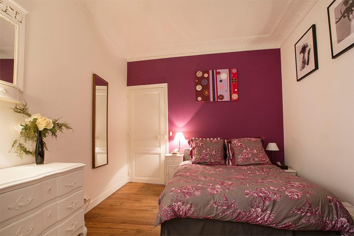 location appartement meubl rue bargue paris ref 11604. Black Bedroom Furniture Sets. Home Design Ideas