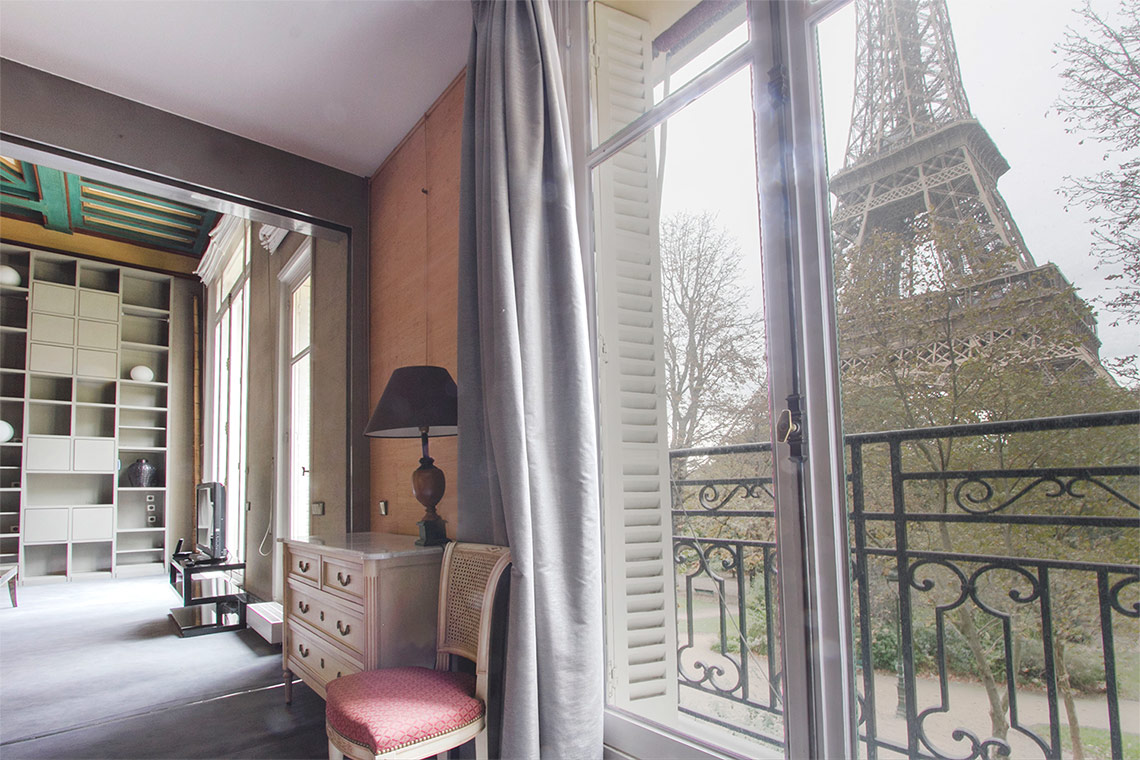 Apartment Paris Avenue de la Bourdonnais  9