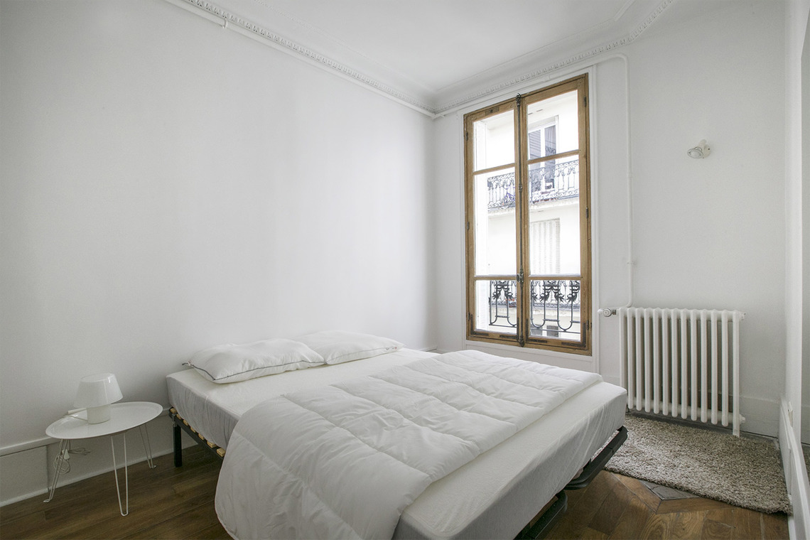 Appartement Paris Rue Desaix 9