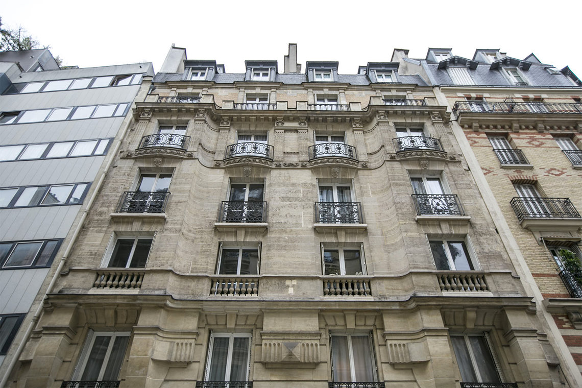 Appartement Paris Rue Desaix 13