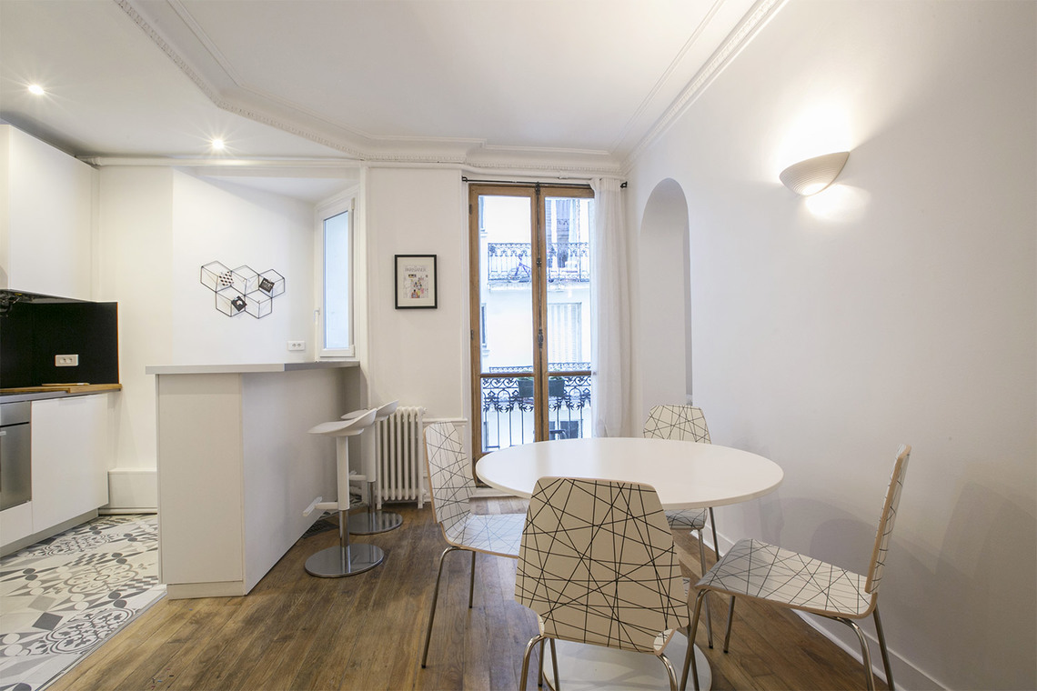 Appartement Paris Rue Desaix 6