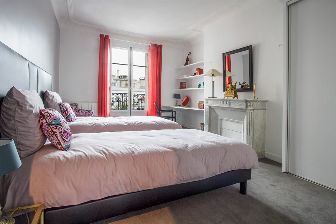 Appartement Paris Rue Desbordes-Valmore 11