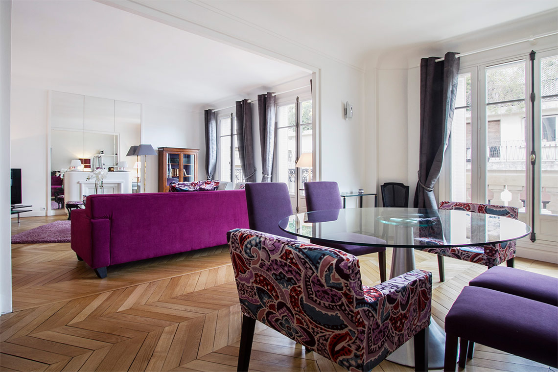 Appartement Paris Rue Desbordes-Valmore 2