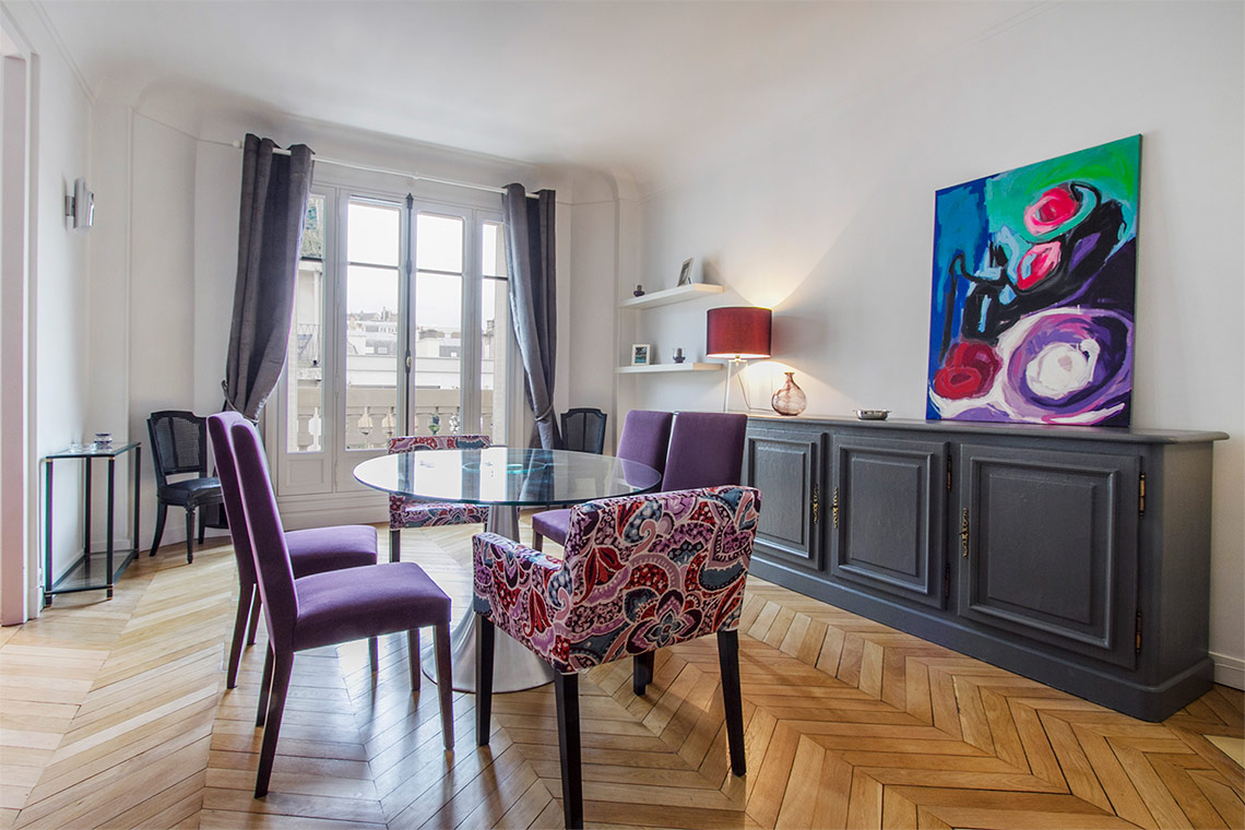 Appartement Paris Rue Desbordes-Valmore 5