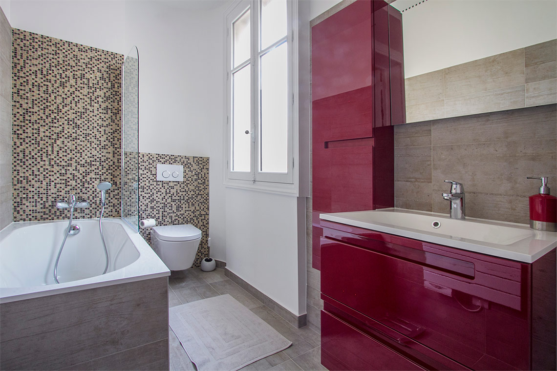 Appartement Paris Rue Desbordes-Valmore 10