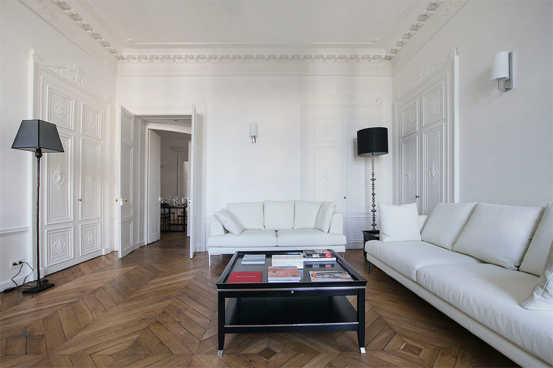 Appartamento Paris Boulevard Saint Germain 15