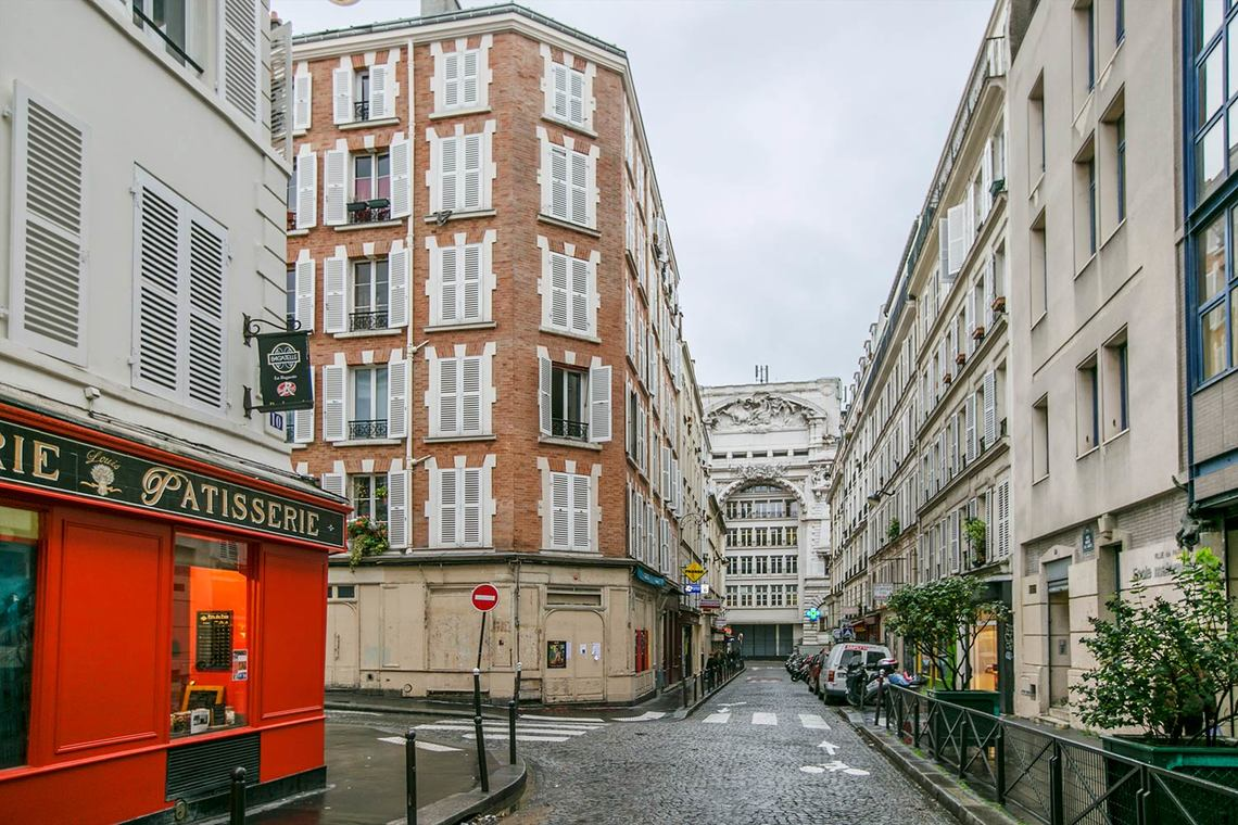 Appartement Paris Rue André del Sarte 13